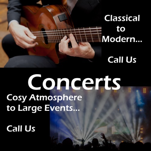 Live Concerts - RUST Site Designs Event Consultancy Brings Your Event to Life